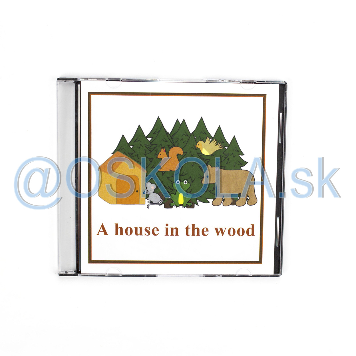 CD - A house in the wood