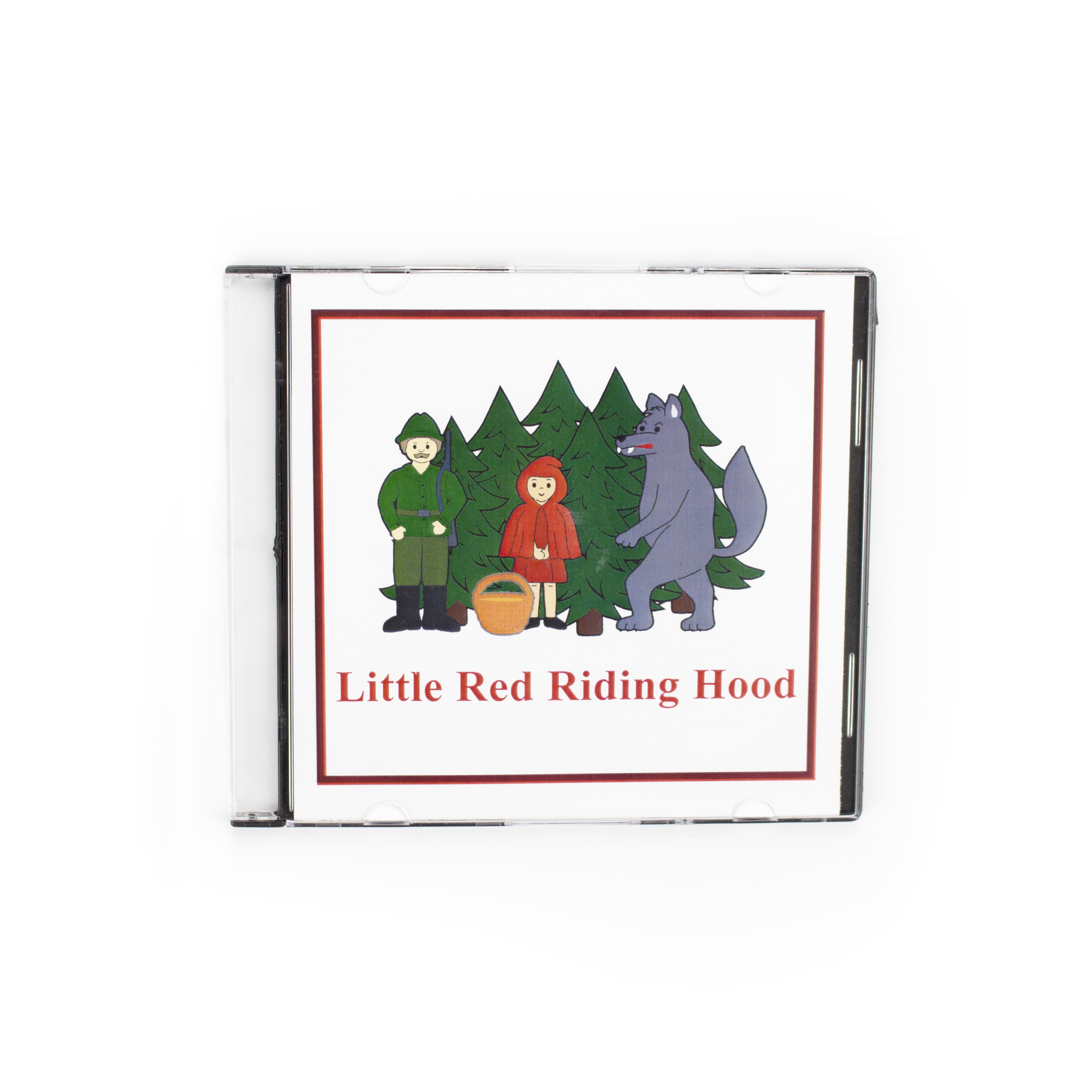 CD - Little Red Riding Hood