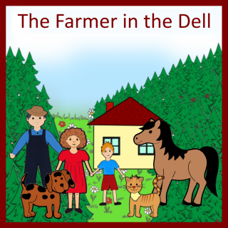 CD-The Farmer in the Dell (1 jazyk EN)